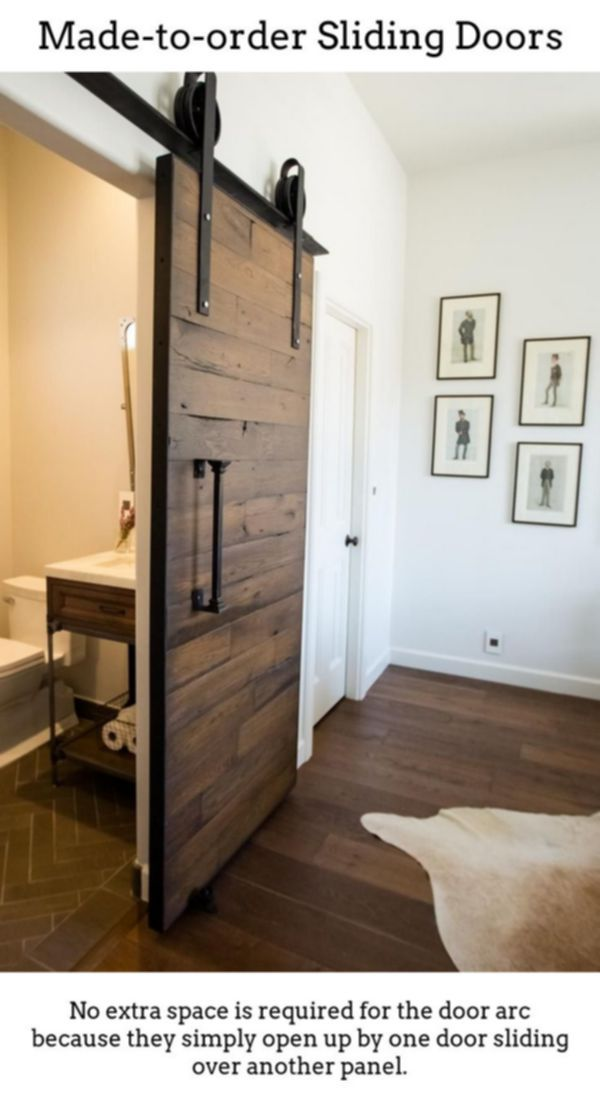 Sliding Doors Have Gorgeous Dramatic Room Designs While Using Thermally Insulated Sliding And Foldi Bedroom Barn Door Barn Door Designs Bathroom Remodel Cost
