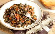 In Kenya, this popular dish is eaten without utensils, with chapati (a variety of flatbread) or ugali (a type of cornmeal mush) used to scoop up bites instead. This recipe was inspired by a  Whole Planet Foundation microcredit client.