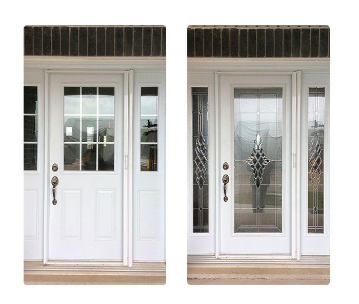 Complete Door Transformation with Zabitat!  sc 1 st  Pinterest & 49 best Door Transformations images on Pinterest | Decorative ... pezcame.com