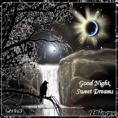 good night sweet dreams gif