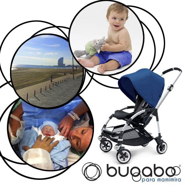 """moodboard bugaboo bee"" #quieroserembajador #atodocolor #bugabooespana @bugabooES @Madresfera @MamiMira Shop"