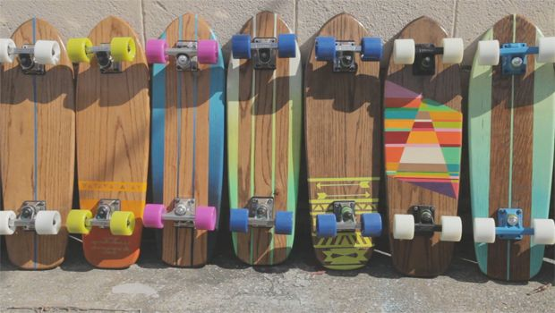 A skateboard company that builds more than boards - CBS News  - salemtown-skateboards.jpg