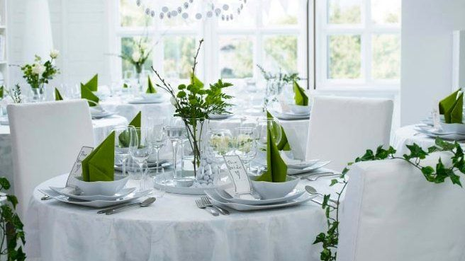Decor table mariage