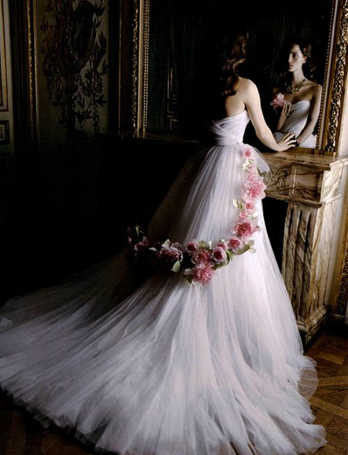 Anna De Rijk by Inez van Lamsweerde and Vinoodh Matadin / Dior Joaillerie s/s 2010