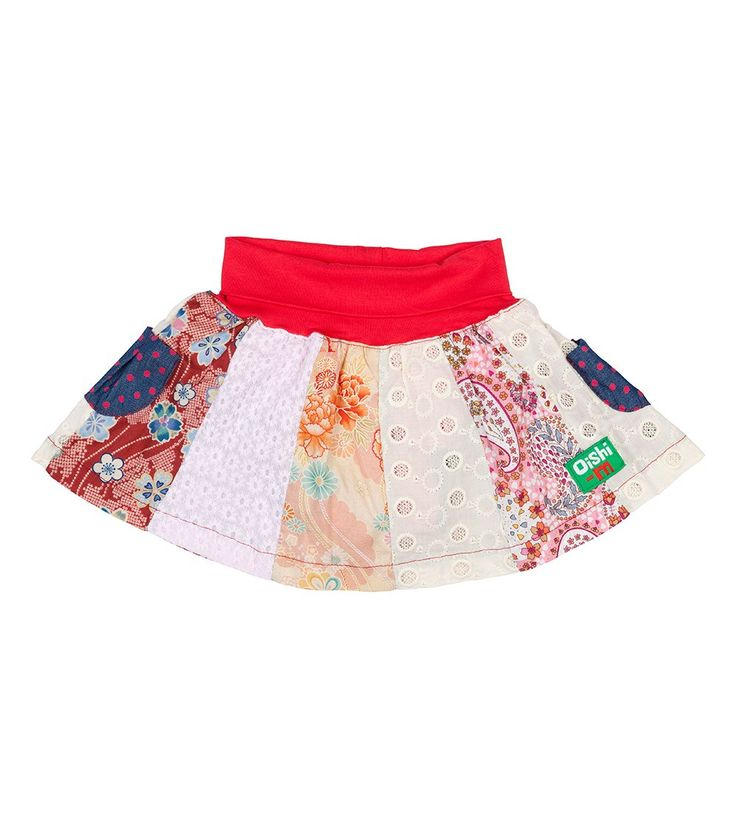 Berry Nice Skirt, Oishi-m Clothing for kids, Holiday 2015, www.oishi-m.com