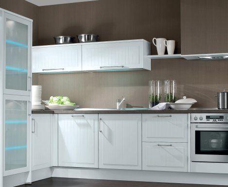 Rustikální kuchyně Ronja. Kuchyně a spotřebiče jedné značky - gorenje. #kuchyně #design #interiér #domov #gorenje