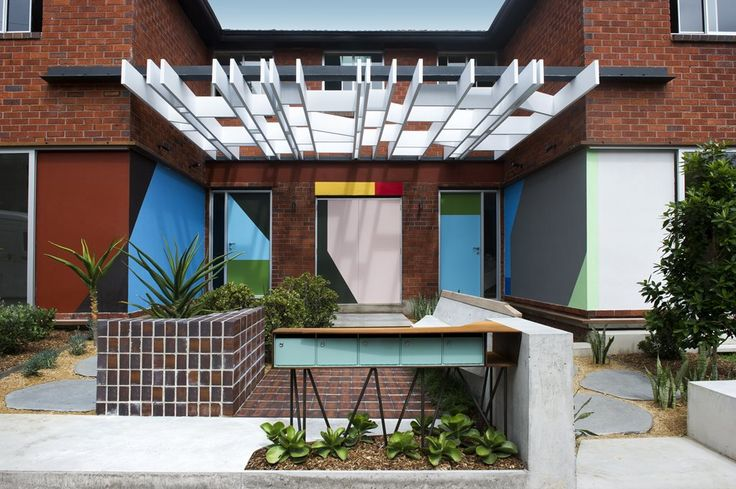 Upcycling history: Polychrome by David Boyle Architect | Architecture And Design