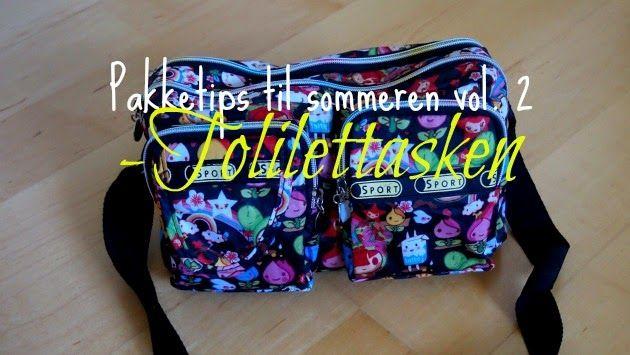Pakketips til din toilettaske på aseaofinspiration.blogspot.dk