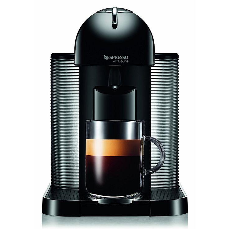 Nespresso VertuoLine Coffee and Espresso Maker with Milk Frother