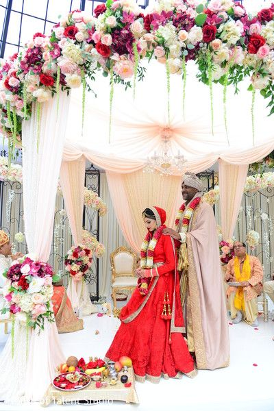 Amazing wedding floral and decor