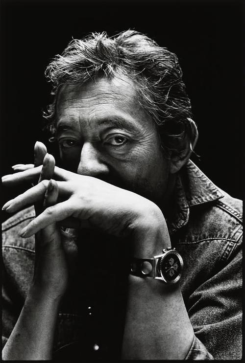 #Photography de Serge #Gainsbourg