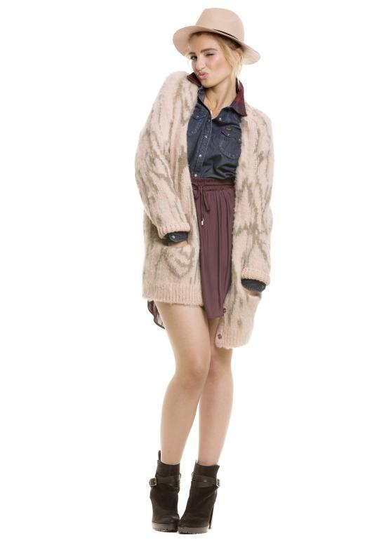 """Sarina Nowak, die bei """"Germanys Next Topmodel"""" einst das Küken war, dürfte die Zwanzig inzwischen geknackt haben. Der Sweet Style haftet ihr trotzdem an."""
