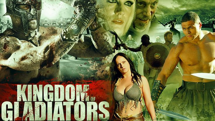 KINGDOM OF GLADIATOR Full Movie In English  | Hollywood Action Movies 2016