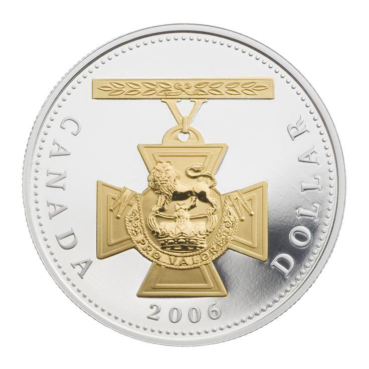 Dollar épreuve numismatique en argent – 150e anniversaire de la Croix de Victoria (2006)