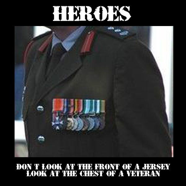 Heroes - South African Defence Force