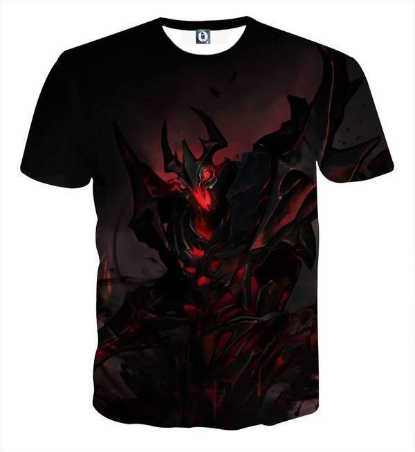 Shadow Fiend Black Rock Style Shadow Fiend T-Shirt