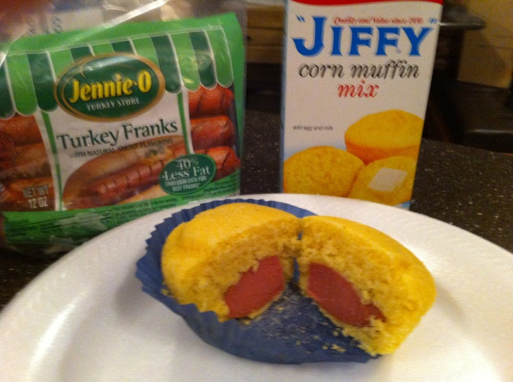 Corn Dog Muffins | Crafts / Recipes I made | Pinterest