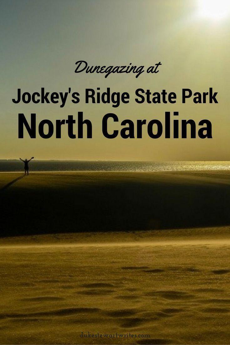 Jockeys Ridge State Park North Carolina Usa