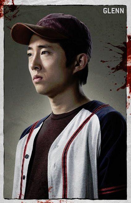 Glenn Rhee Season 1 - from amctv.com | Walking Dead ...  Glenn Rhee Seas...