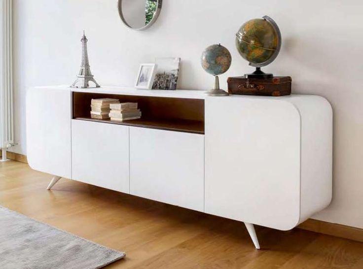 Mobile Credenza Soggiorno Ikea : Arredamento in stile anni 50 mobile bianco vintage cucine