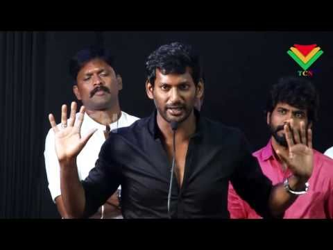 I request everyone to join Neduvasal Protest : Actor Vishal | Oru Kanavu...