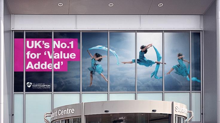 Value Added Dance Banner