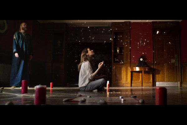 Review: A Dark Song Soaked in Sorcery and a Womans Grief