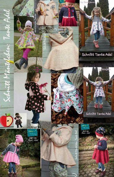 Das+doppelte+Tülpchen+-+Rotkäppchen+Mäntelchen++von+++Tante++Adel+upcycling+Designerin+auf+DaWanda.com