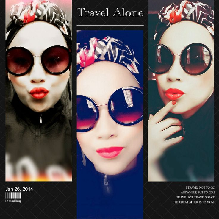 Black,whitered...#hijabchic