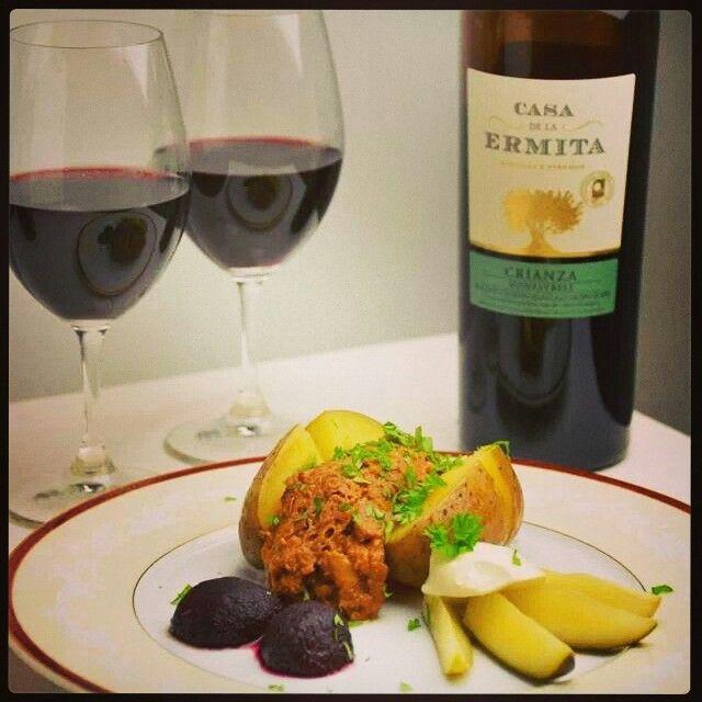 Vorschmack #ruoka #viini torstai.