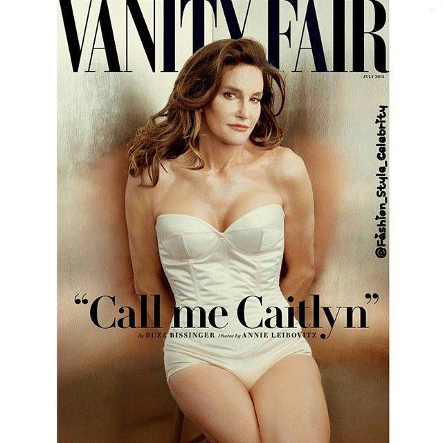 'Call Me Caitlyn'Meet the Woman Formerly Known as Bruce Jenner#CaitlynJenner #BruceJenner #KendallJenner #kyliejenner#kimkardashian #khloekardashian #omg #woman #transition #VanityFair #Cover #magazine #fashion #style #stylish #swimsuit #makeup #NorthWest #krisjenner... - Celebrity Fashion