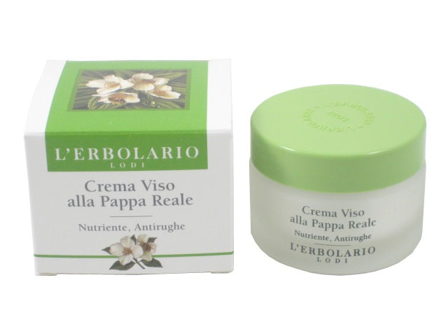 Pappa Reale (Royal Jelly) Cream Wrinkle Reducer by L'Erbolario Lodi #eyes