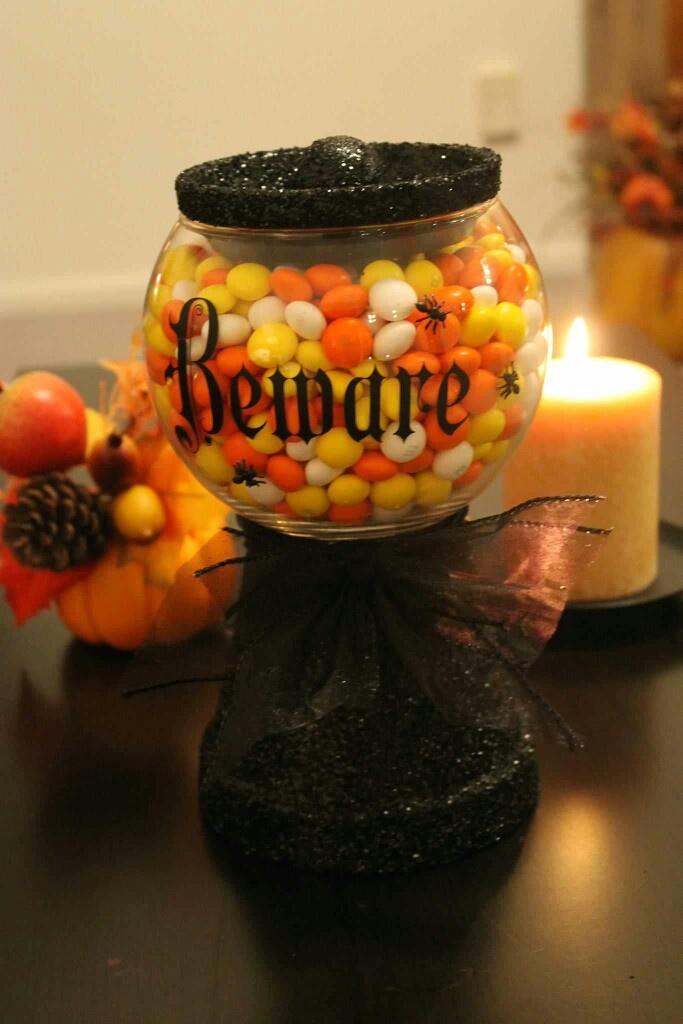 17 Best Images About Flower Pot Candy Jars On Pinterest