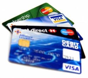Luottokortti maksutapana nettikaupoissa. Edut ja haitat.