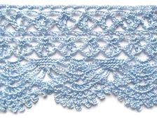 If I am ever feeling ambitious this site has many pretty trims to make with instructions.