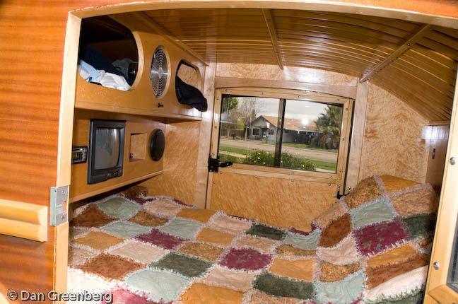 Teardrop Campers Galleries Gt Gt Woodies In The Valley