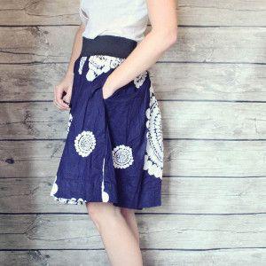 Lazy Day Free Skirt Pattern