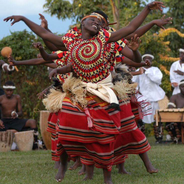 uganda! those lovely dances are thrilling. I hope I am able to see some dancing during our journey to Uganda.