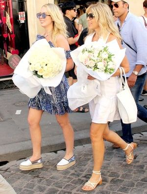 Tiffany Trump and Marla Maples Vacation in Italy | Us Weekly