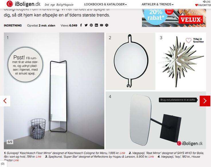 Reflections in I Boligen
