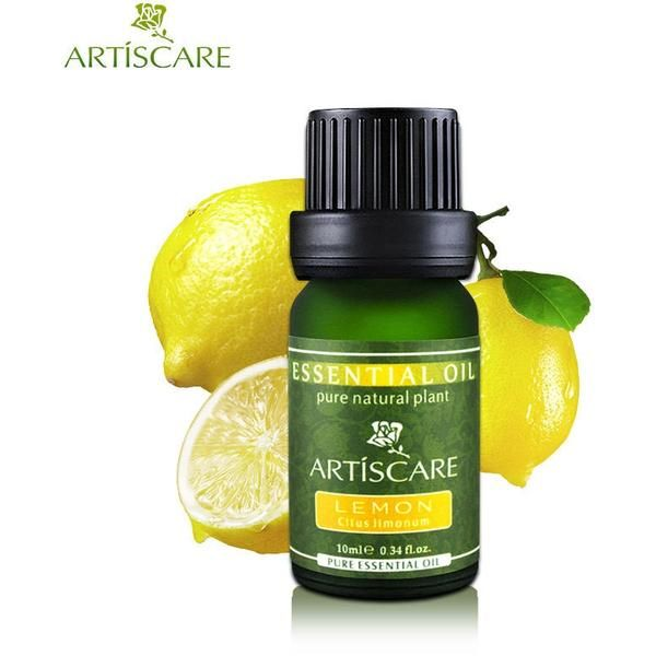 Lemon Essential Oil Lemon essential oil can effectively soften ageing horniness, molecule can quickly infiltrate and improve dull-looking skin.
