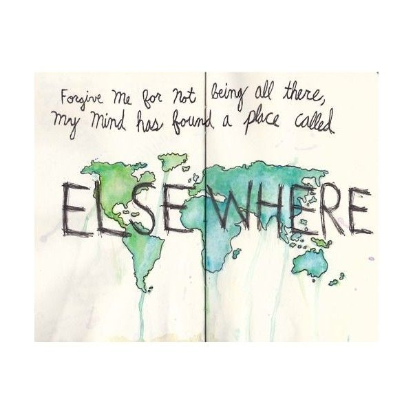 the world at large ❤ liked on Polyvore