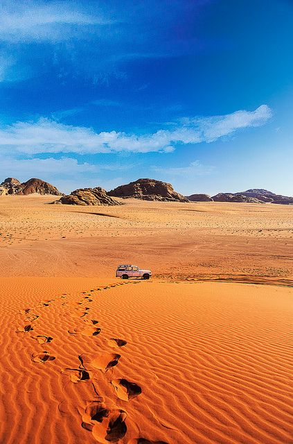 Wadi Rum Desert - Jordan Explore the World with Travel Nerd Nici, one Country at a Time. http://TravelNerdNici.com