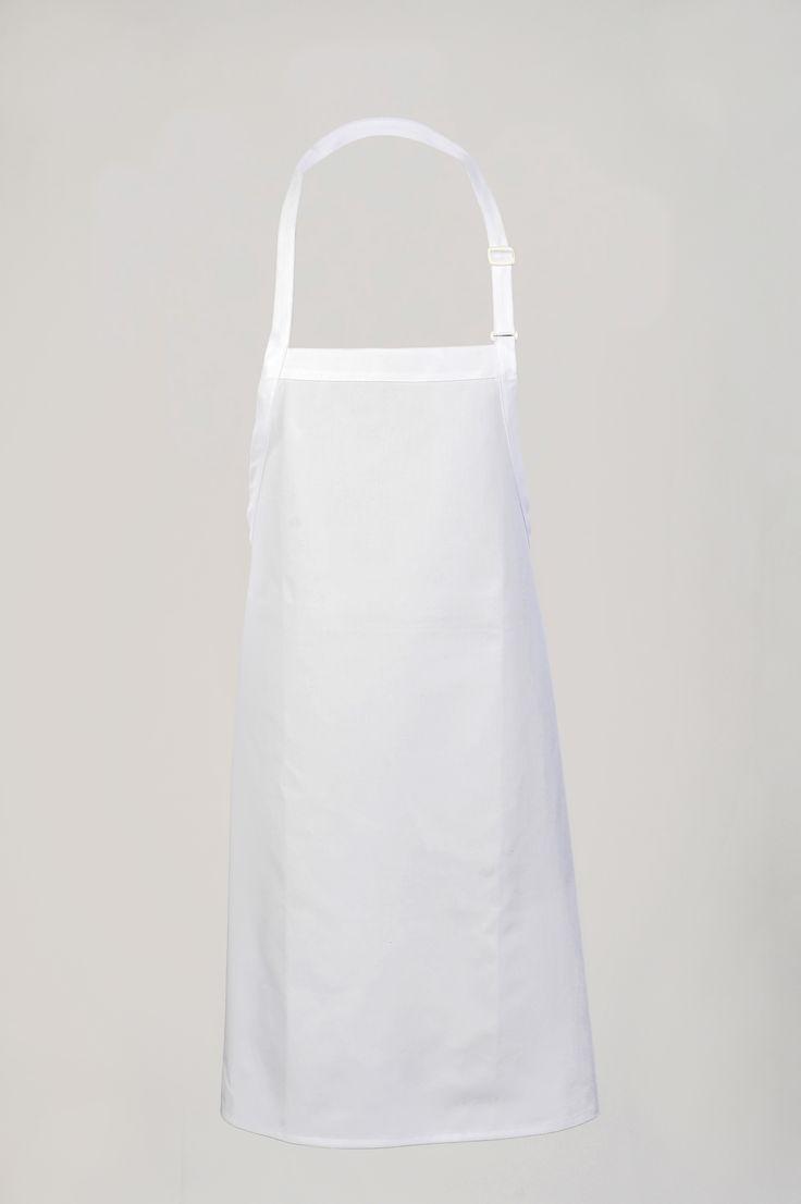 Fartuch biały. http://kitle.pl/odziez-dla-gastronomii-dla-kucharzy-gastronomiczna/zapaski-fartuchy-kucharskie-gastronimiczne/fartuch-przedni-bialy.html