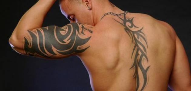 رؤية الوشم على الرقبة والبطن في المنام الوشم الوشم علي البطن الوشم علي الرقبة الوشم في المنام Tribal Tattoos Tribal Tattoos For Men Tribal Shoulder Tattoos