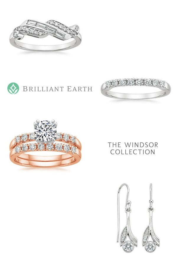 Vintage-Inspired Engagement Rings from Brilliant Earth