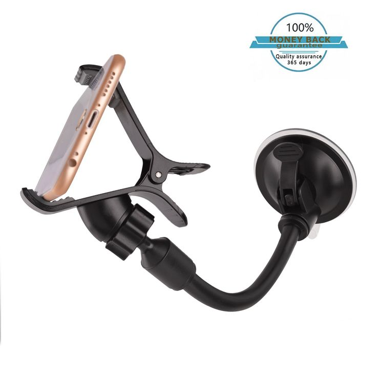 Car Mount for iPhone, MABRA Windshield Phone Mount Smartphone Car Holder Universal Cell Phone Holder Car Cradle for iPhone 7 6s 5 Plus OnePlus LG Nexus SONY HTC Motorola and More. ◇ [POWERFUL SUCTION & STEADY] The clip with a silicon protection design is made of ABS rubber that is specialized for holding smartphone firmly. The suction cup perfectly fits for universal windshield tightly with super-strong suction. Your cell phone will never slip off unless manually take it out. ◇ [EASY...