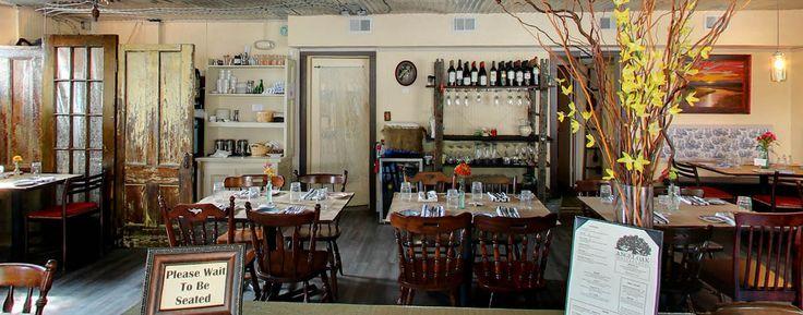 Angel Oak Restaurant - Johns Island, South Carolina - Savannah Highway