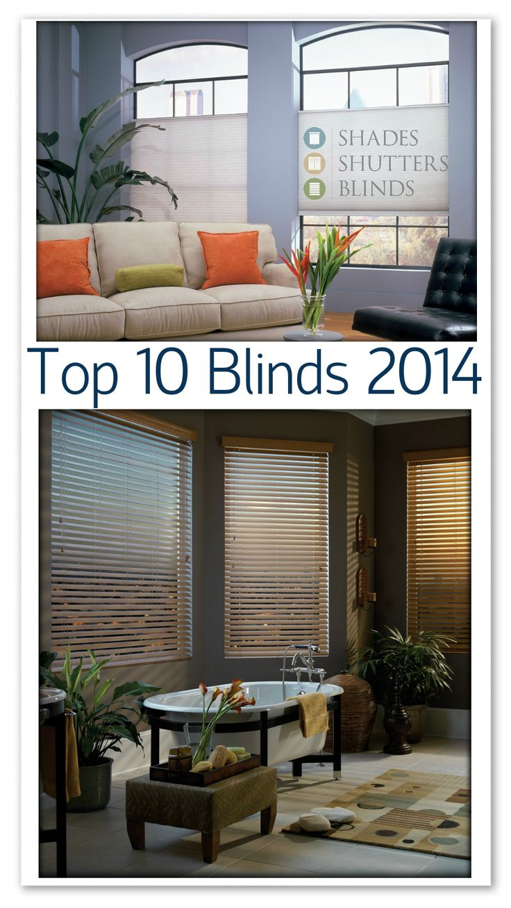 Top 10 Most Popular Blinds 2014, A Countdown Of Our Most Popular Selling Window  Coverings