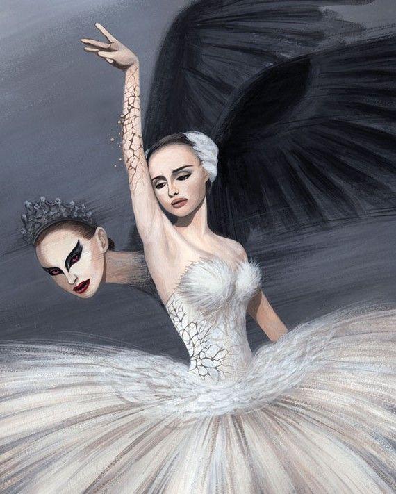 Natalie portman amp mila kunis in black swan - 1 part 7